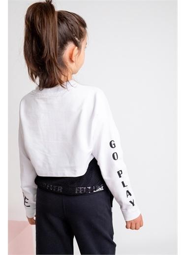 Zeyland Sweatshirt Beyaz